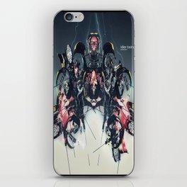 Killer Beings iPhone Skin