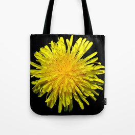 A Dandy Dandelion Tote Bag