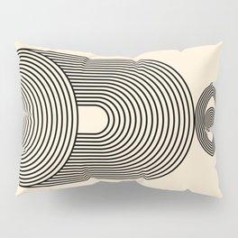 Abstraction_EYE_POP_ART_LINE_Minimalism_029AA Pillow Sham
