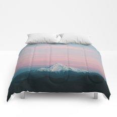 Mount Hood III Comforters