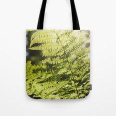 Sun leaf Tote Bag