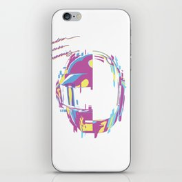 Daft Punk - RAM Remix iPhone Skin