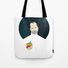 Steven Jobs / Apple Tote Bag