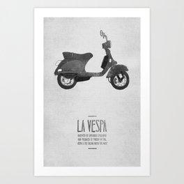 pespa Art Print