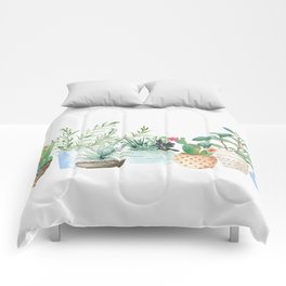 Plants Comforters