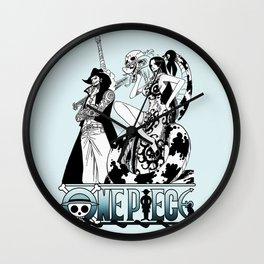 Dracule Mihawk and Boa Hancock - OnePiece Wall Clock