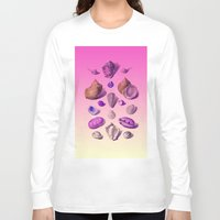 sand Long Sleeve T-shirts featuring Sand by tije