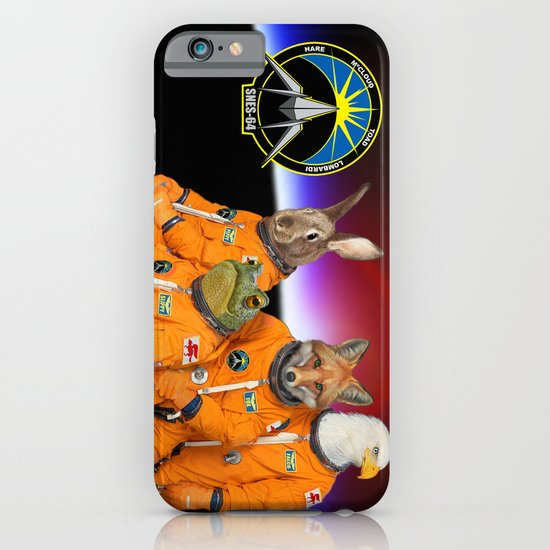 STARFOX - The Lylat Space Program iPhone & iPod Case