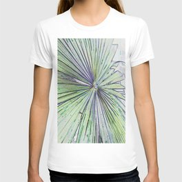 Palm Leaf Abstract T-shirt