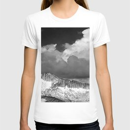 Clouds - White Pass, Kings River Canyon T-shirt