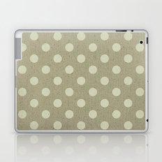 Camel Polka Dots Laptop & iPad Skin