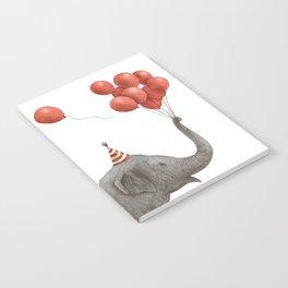 Party Elephant Notebook
