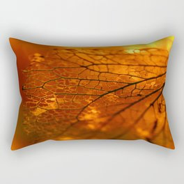 Amber Death Rectangular Pillow