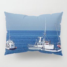 Fishing for Tourists Pillow Sham