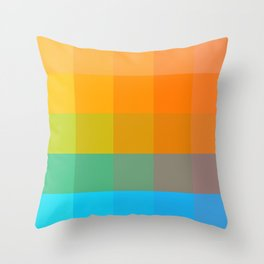 Discovery LP Throw Pillow