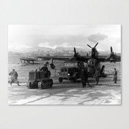 Blohm&Voss BV 138 Canvas Print