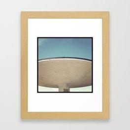 finnish table Framed Art Print