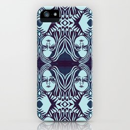 sister, sister iPhone Case