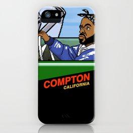 Compton iPhone Case