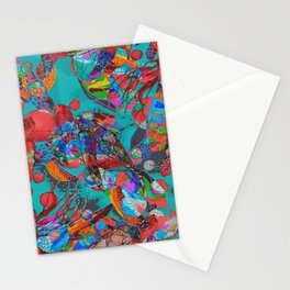 Sea Turtle Rhapsody Stationery Cards