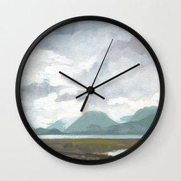 SITKA SOUND 02, by Frank-Joseph Wall Clock