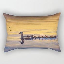 Adorable family Rectangular Pillow