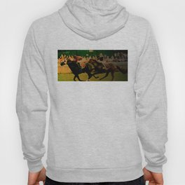 Horse Race, For The Win... Hoody