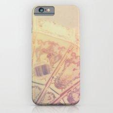 Whirl Polaroid iPhone 6s Slim Case