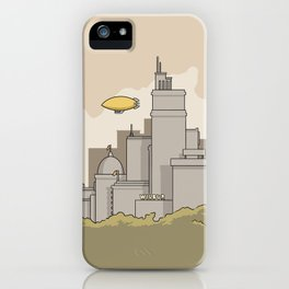 City #2 iPhone Case