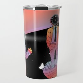 Coexistentiality 2 (A Passing View) Travel Mug
