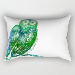 Eule | Owl Rectangular Pillow