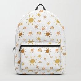 Mr. Golden Sun Backpack