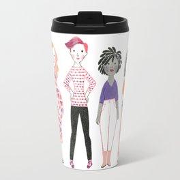 Stand with Women Travel Mug