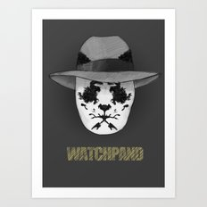 watchPAND Art Print