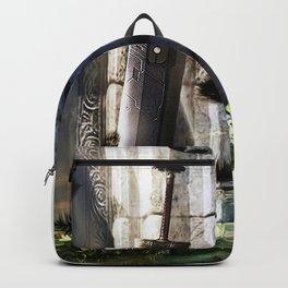 A Hero's sword Backpack