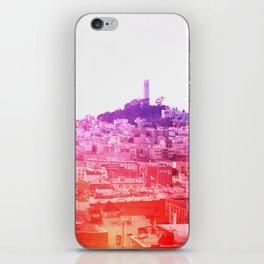Crayola Skyline iPhone Skin