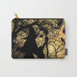 Dark Witch Carry-All Pouch