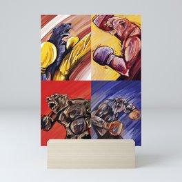 BOXE Mini Art Print