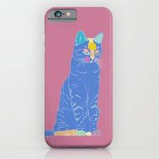 The cat #2 Slim Case iPhone 6s