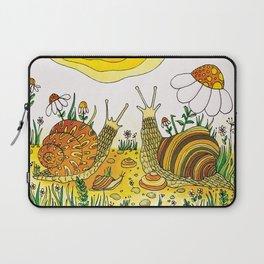 Noah's Ark - Snail Laptop Sleeve