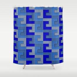 Geometrix XCI Shower Curtain