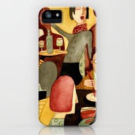 hostess iPhone Case