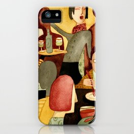 hostess iPhone Case