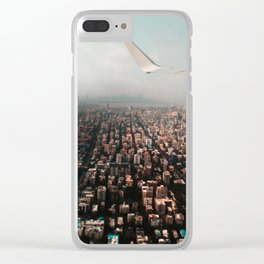 Mumbai City Clear iPhone Case