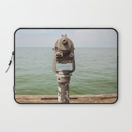 view to the bay Laptop Sleeve