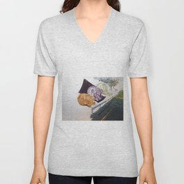 Becoming Conscience Unisex V-Neck