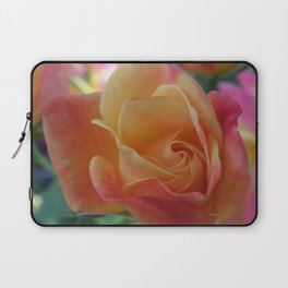 Rose Shade Pastels Laptop Sleeve