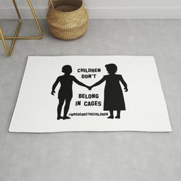Where Are The Children? Rug