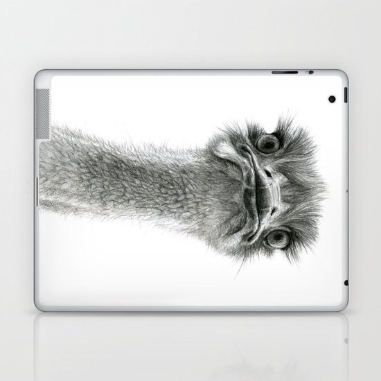 Cute Ostrich SK053 Laptop & iPad Skin
