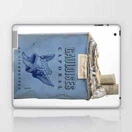 Gauloises 20 Cigarettes France Vintage Pack 1968 Laptop & iPad Skin